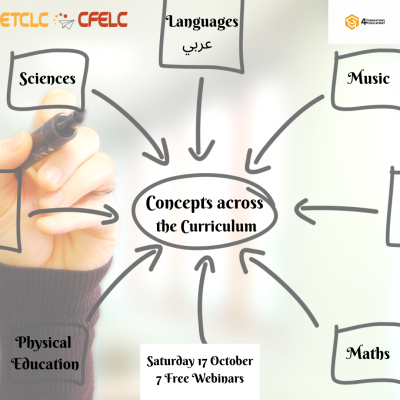 Concepts across the Curriculum- Special Day